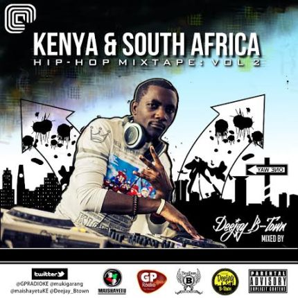 Kenya Hiphop Mixtape